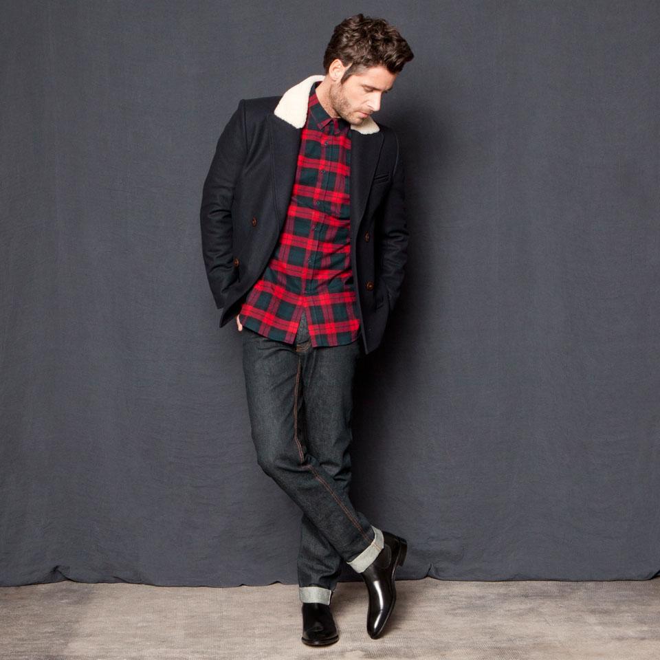 552944d347e Mode homme hiver 2015   quels looks pour être au top des tendances