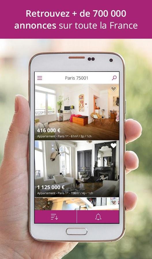 Mon top 3 des meilleures applications mobiles de l'immobilier1