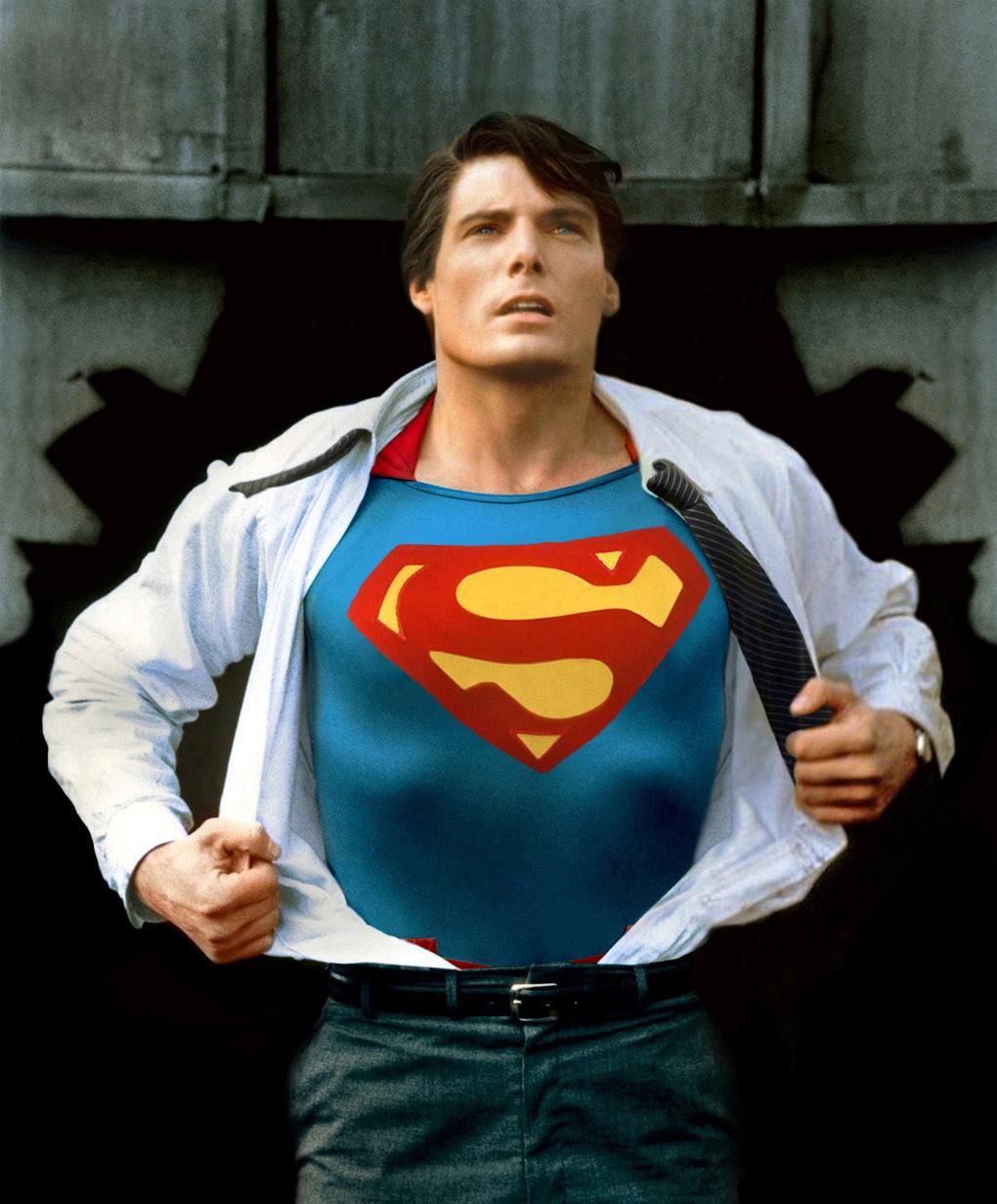 Comment adopter le t shirt superman ?3