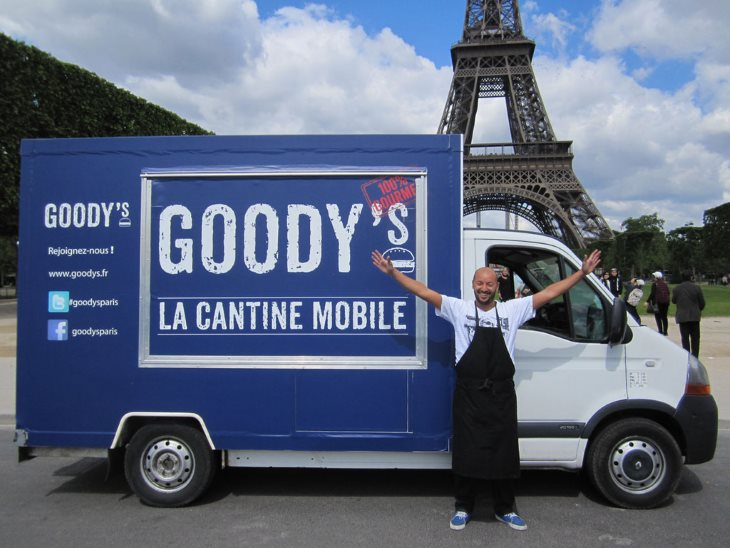Food truck la cantine mobile