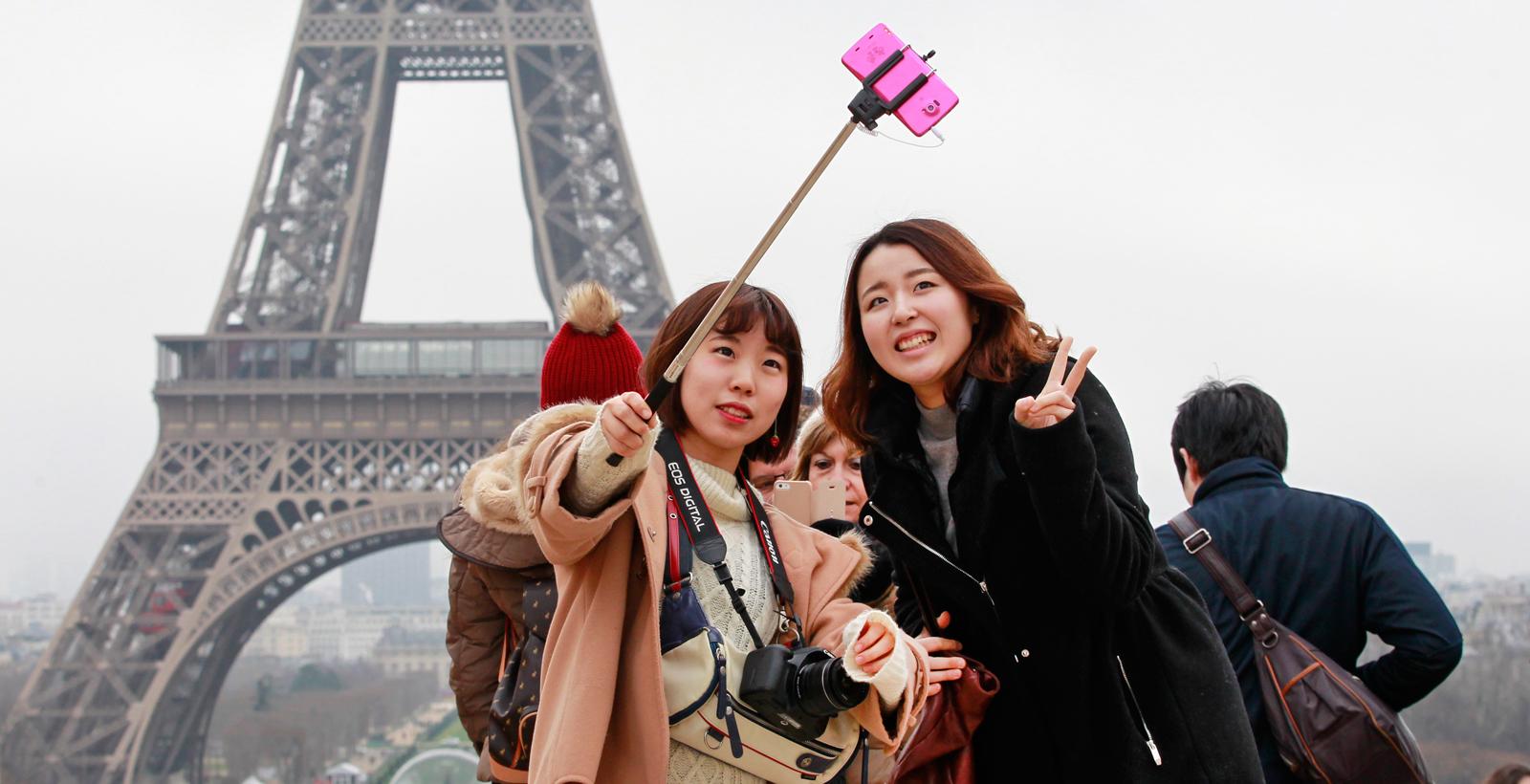Selfie stick, le nouvel accessoire indispensable ?2