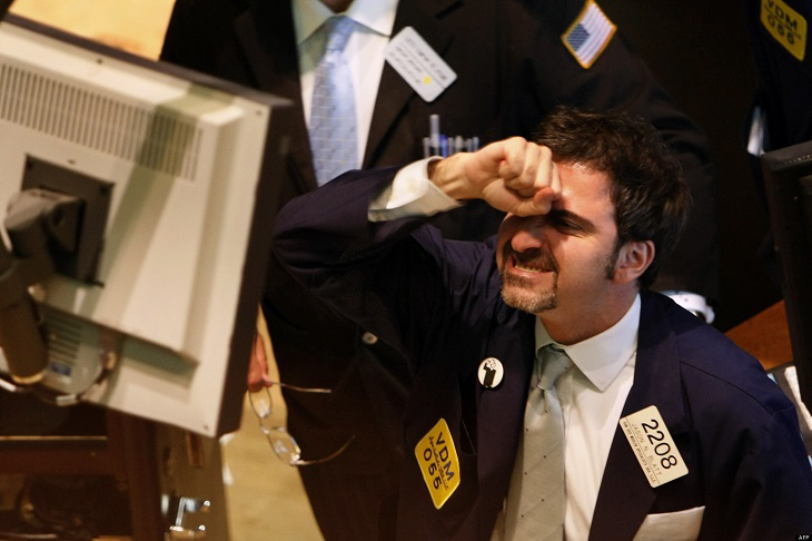 US-STOCKS-CLOSE