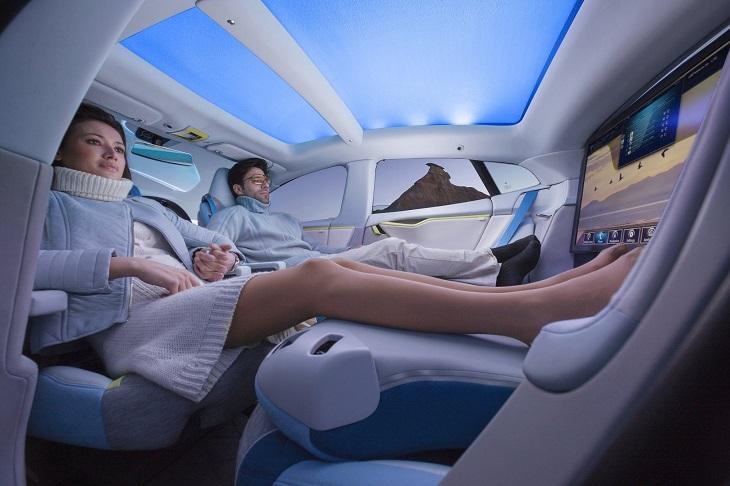 À quoi ressemblera la voiture du futur 3