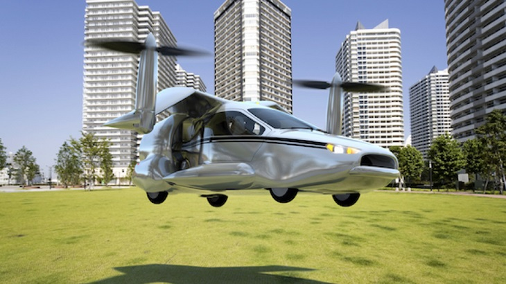 À quoi ressemblera la voiture du futur 5