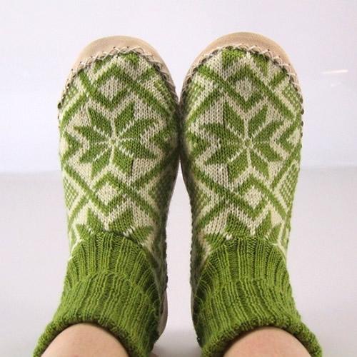03b2edb30ffeb Des chaussons et chaussures d intérieur pour femme adaptés pour le froid